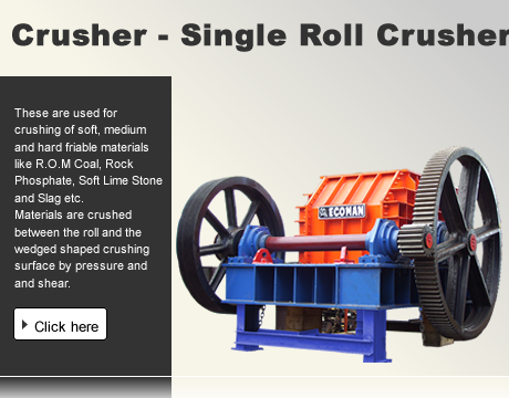 Single Roll Crushers